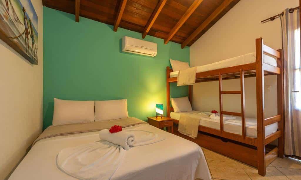 quarto do Capoeira Village