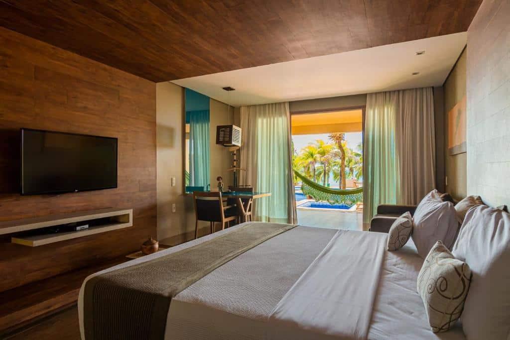 quarto do Carmel Charme Resort