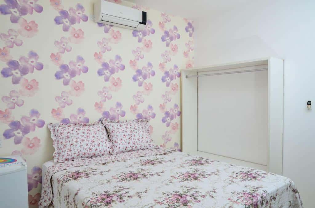 quarto da Casa da Adriana Pousada