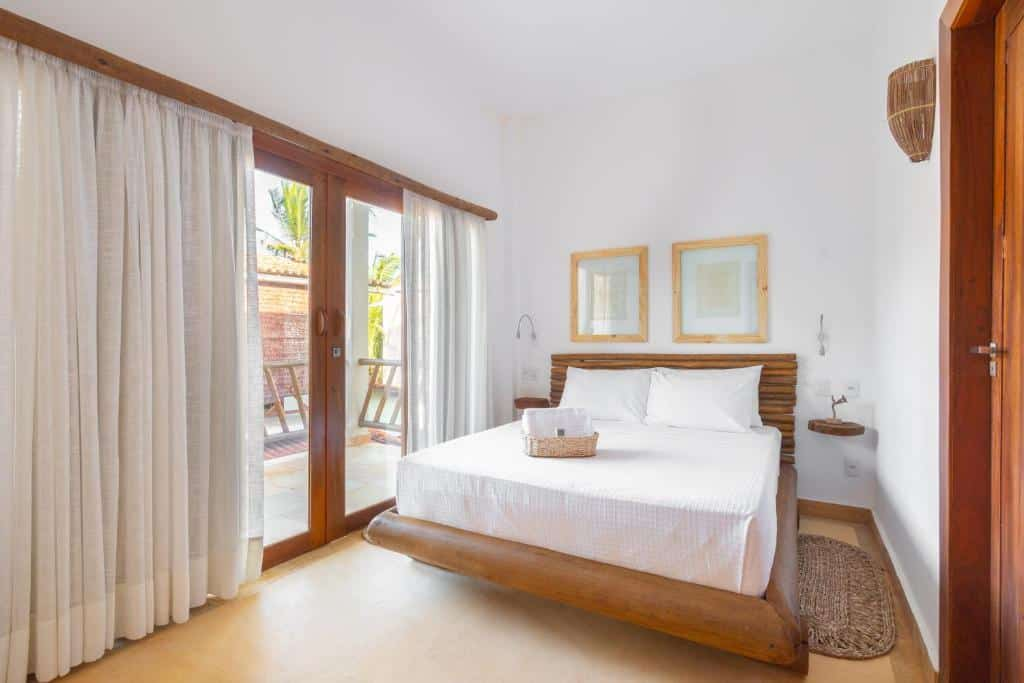 quarto da CasaLô Hotel