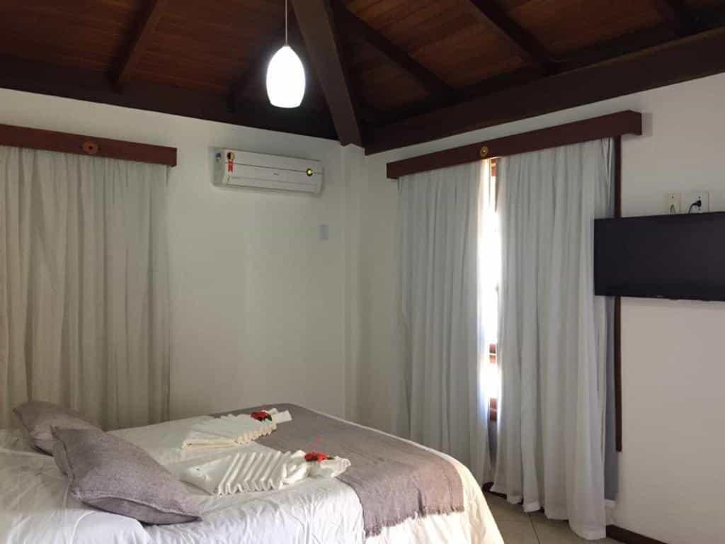 quarto do Eden Praia Hotel
