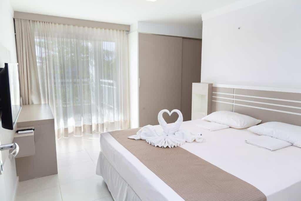 quarto do Golf Ville Resorts Suites