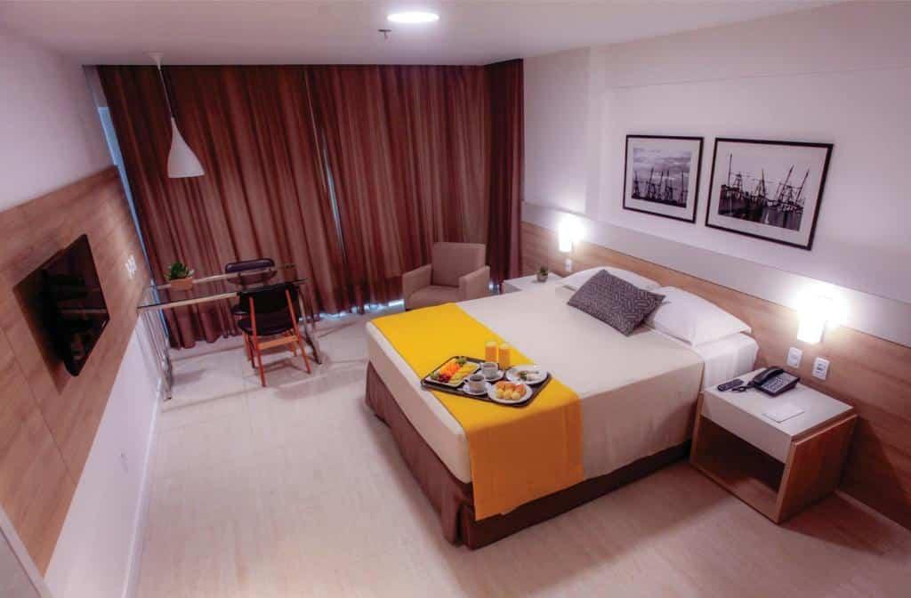 quarto do Gran Mareiro Hotel