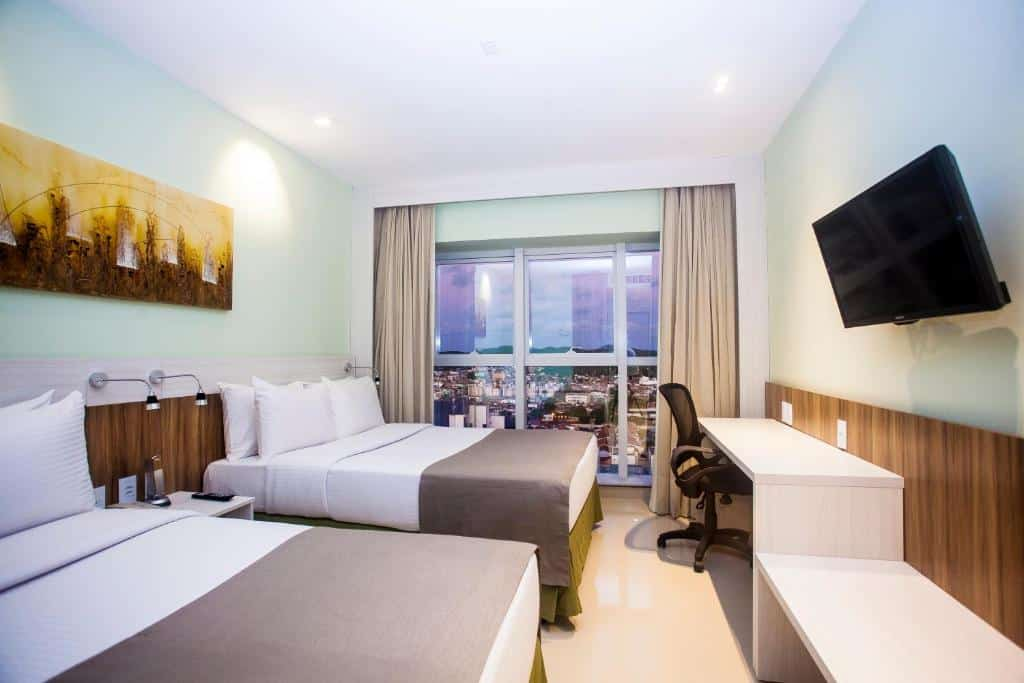 quarto do Holiday Inn Natal, an IHG Hotel