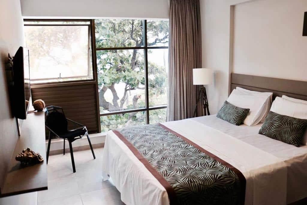 quarto do Hotel do Mar Cabo Branco