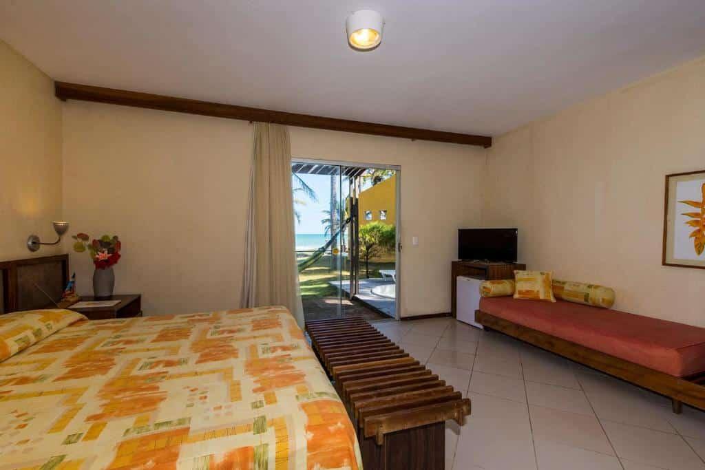 quarto do Hotel Marsol Beach Resort