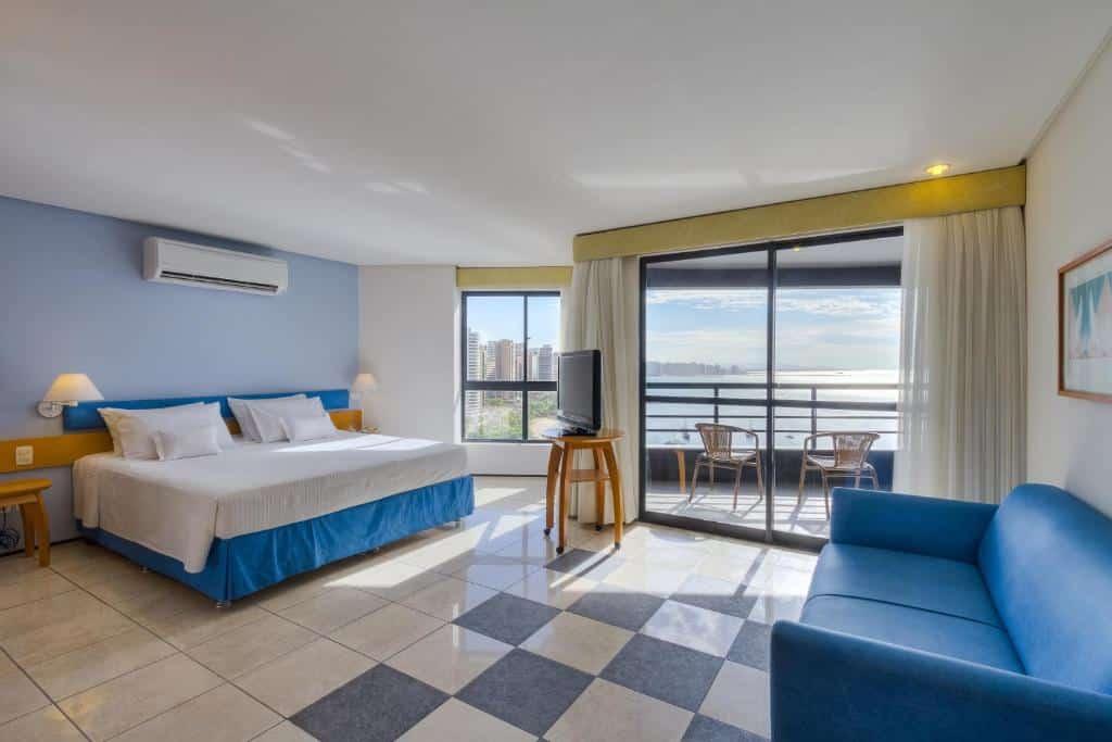 quarto do Iate Plaza Hotel