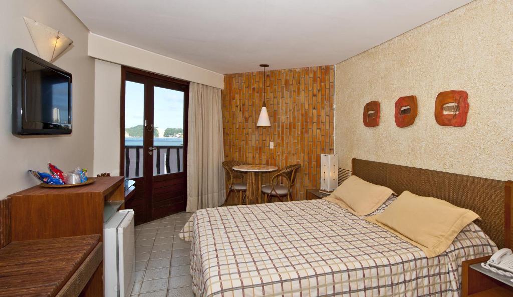 quarto do Rifoles Praia Hotel e Resort