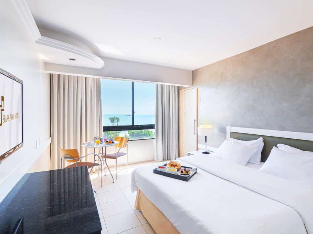 quarto do Seara Praia Hotel