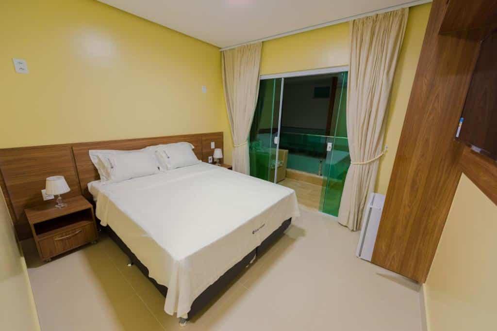 quarto do Star Hotel