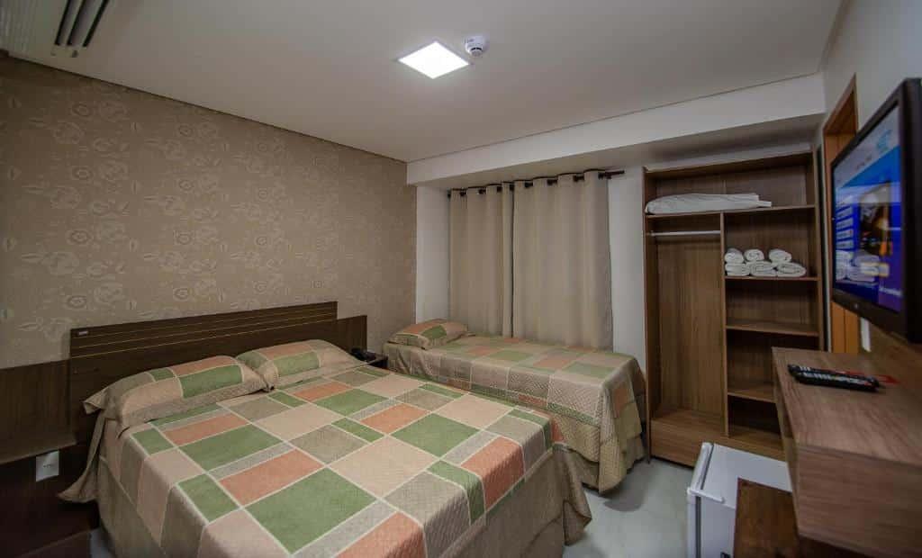 quarto do Tambau Beach Hotel
