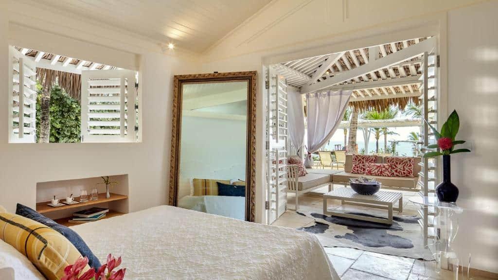 suíte do The Chili Beach Private Resort