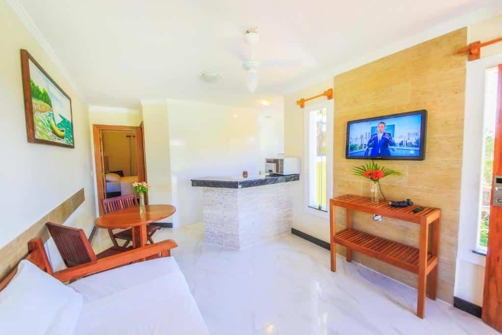 apartamento do Vila Miola Hotel