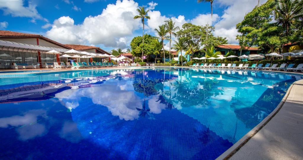 Resort Arcobaleno em Porto Seguro