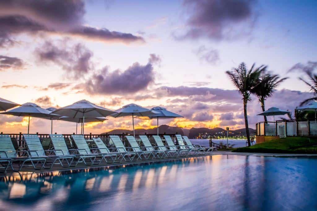 piscina do Rifoles Praia Hotel e Resort em Natal