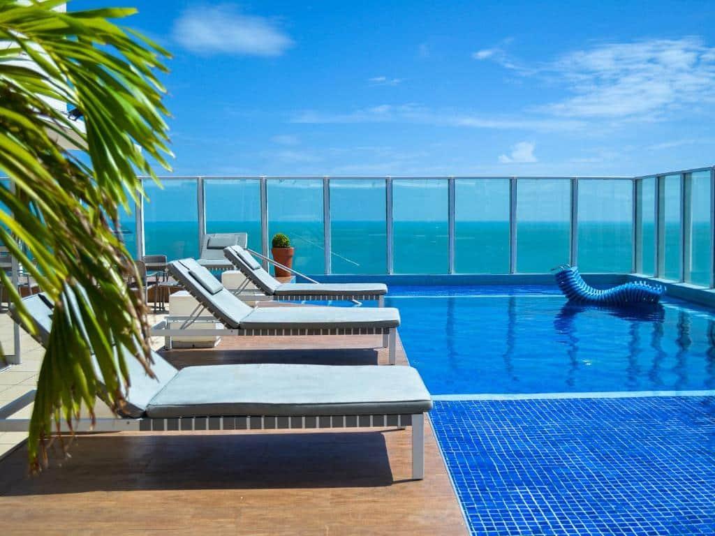 Seara Praia Hotel em Fortaleza