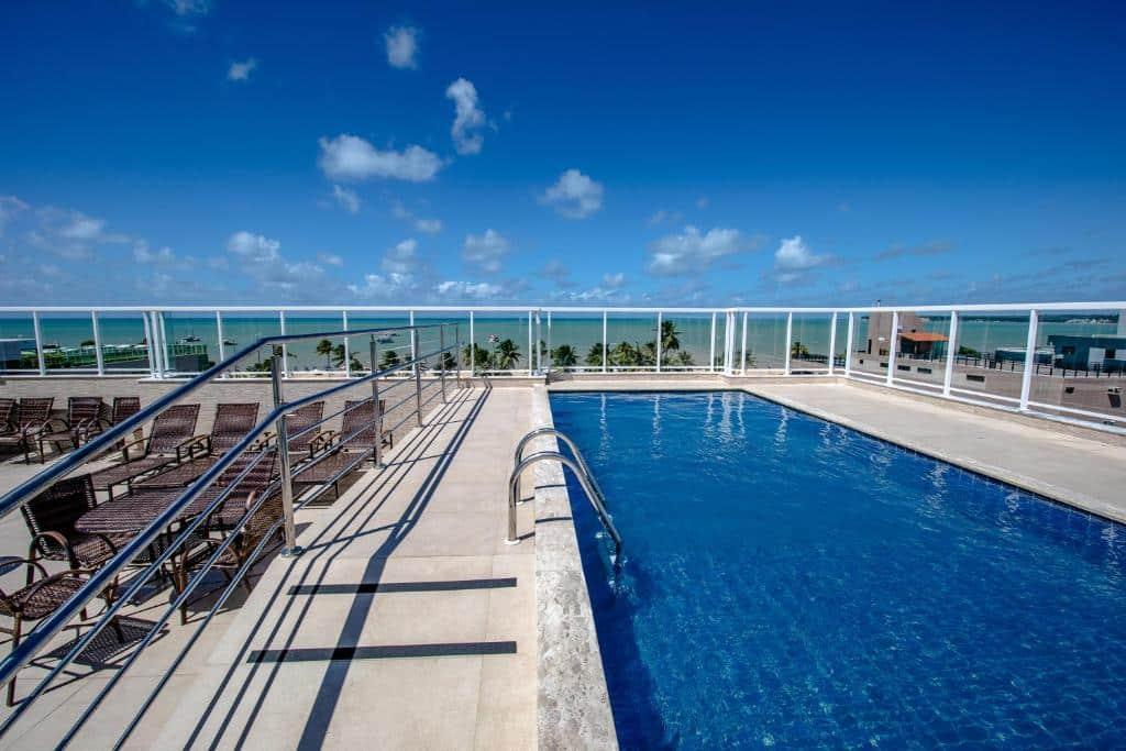 Tambau Beach Hotel em João Pessoa