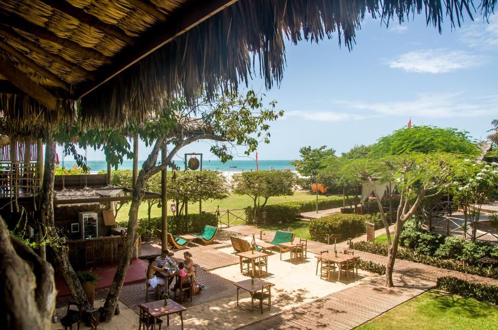 Vila Kalango nos hotéis em jericoacoara
