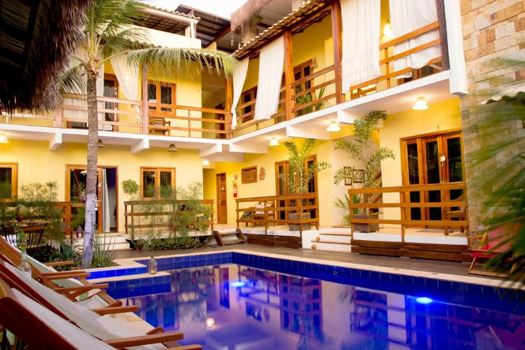 Villa Água de Coco hotel em Jeri