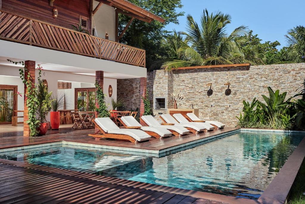 VillaMag nos hotéis em Jericoacoara