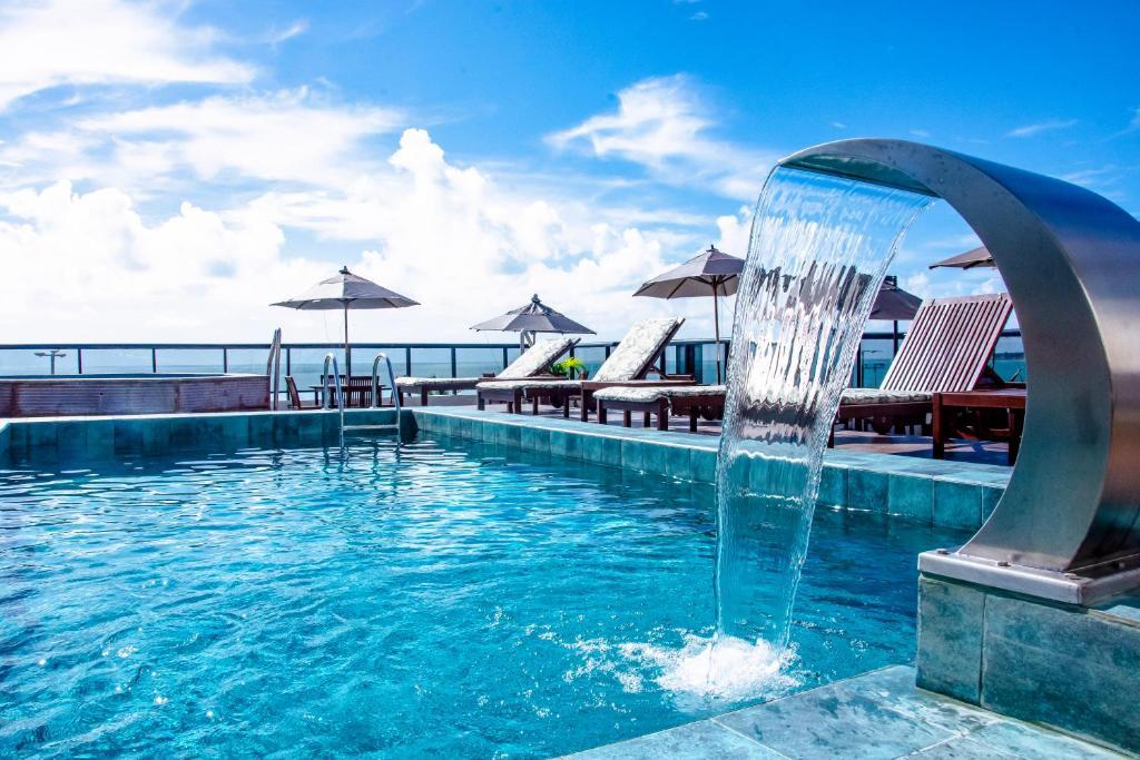 onde ficar no Atlântico Praia Hotel em João Pessoa