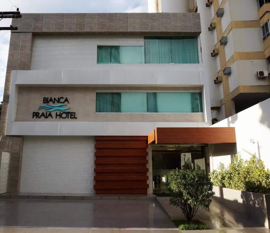 Bianca Praia Hotel em Recife