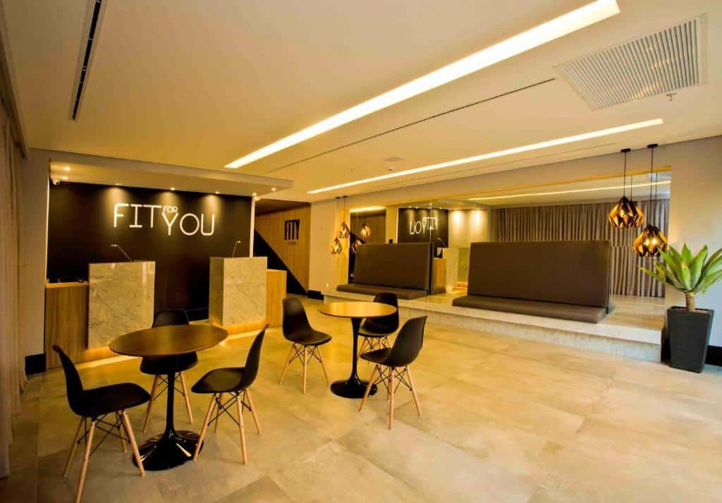 onde ficar no Fity Hotel em Recife