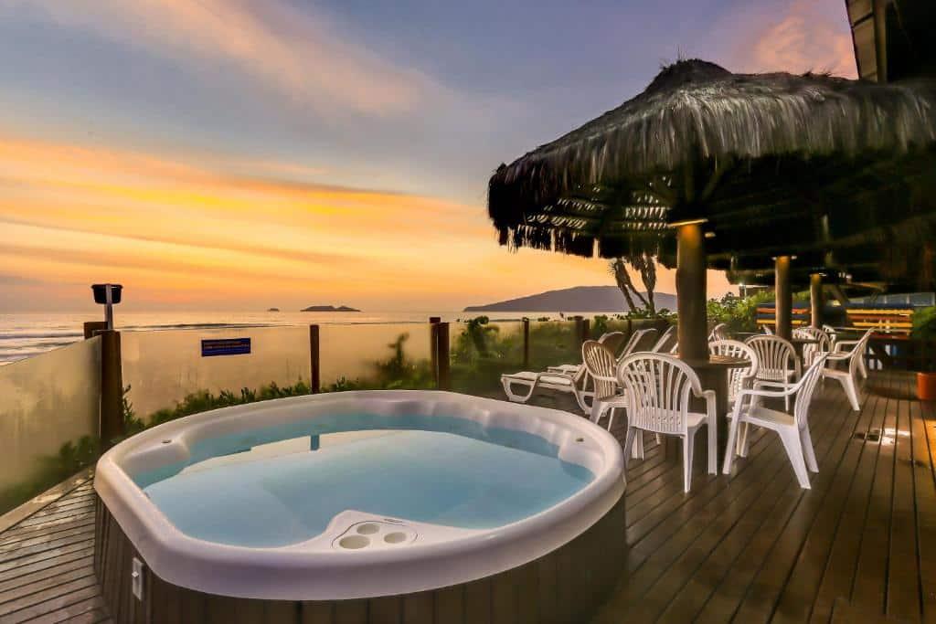 Costa Norte Ingleses Hotel resort em Florianópolis