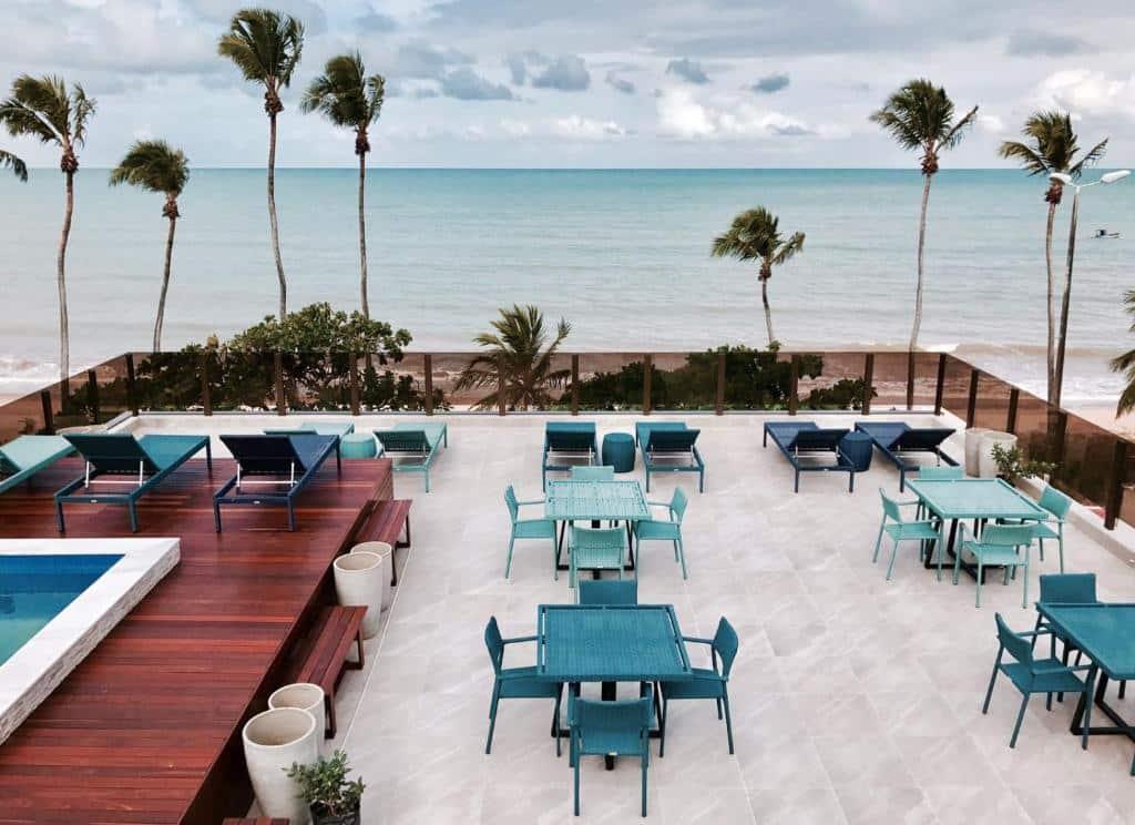 onde ficar no Hotel do Mar Cabo Branco em João Pessoa