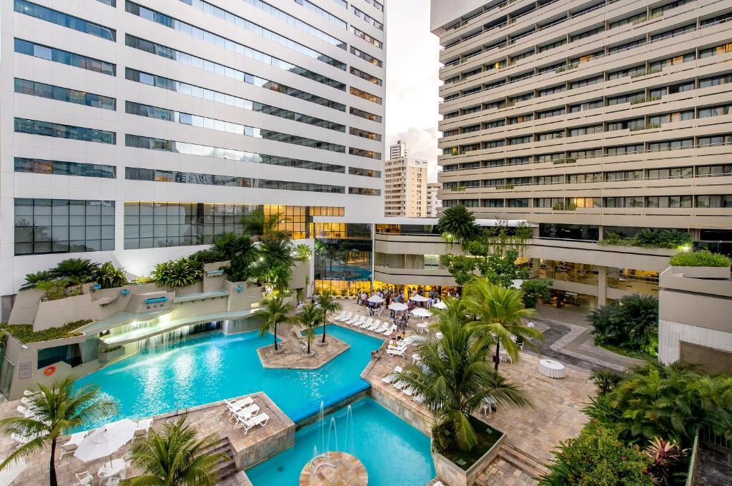 Mar Hotel Conventions em Recife