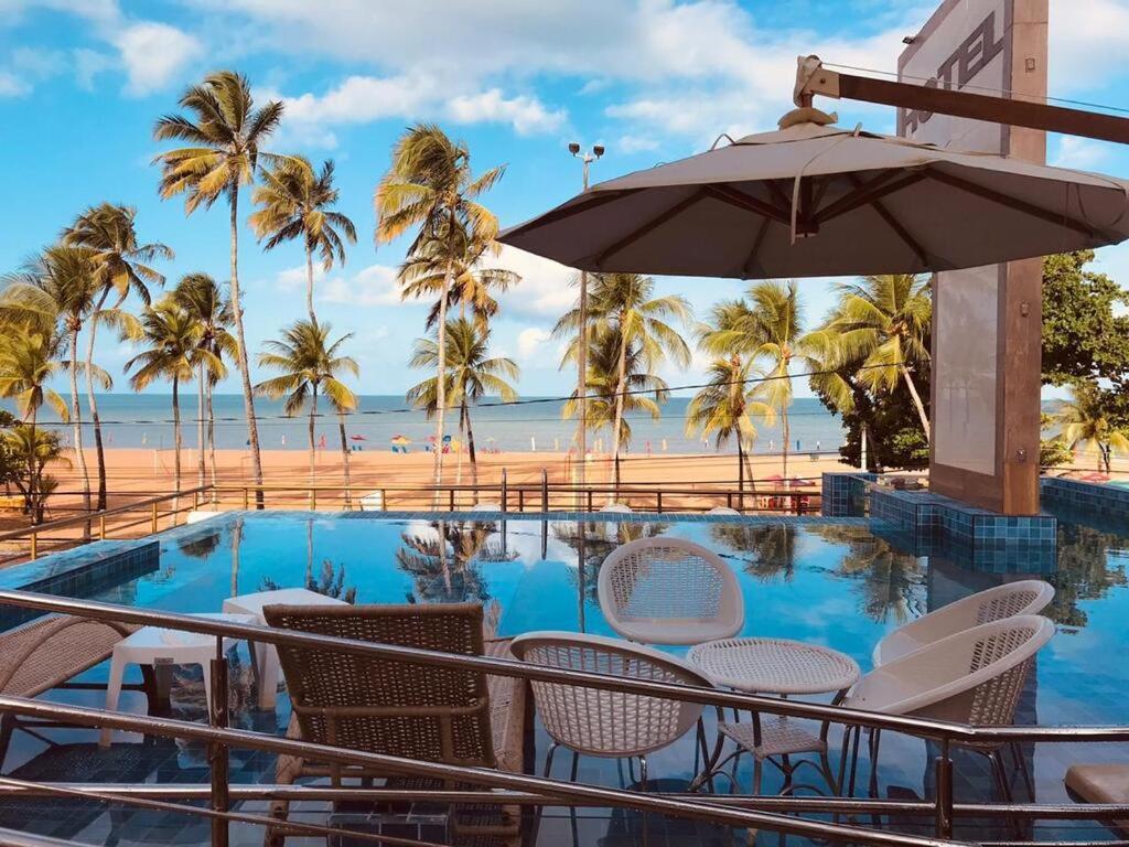onde ficar em Netuanah Praia Hotel em João Pessoa