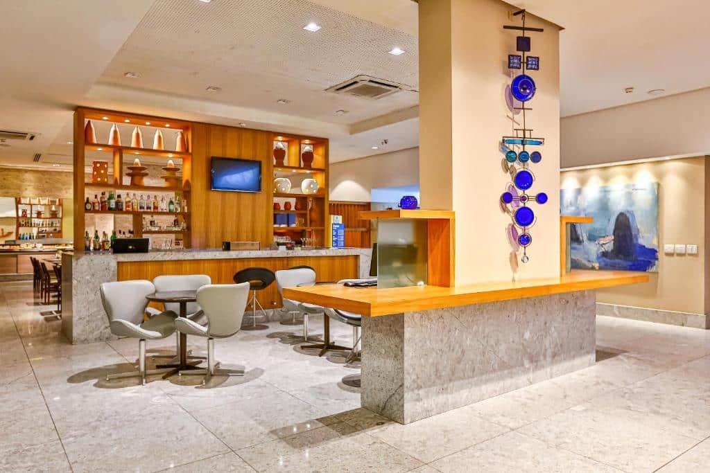 Nobile Suítes Executive hotel em recife