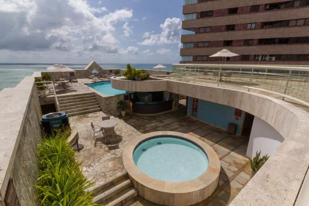 Hotel Atlante Plaza em Recife