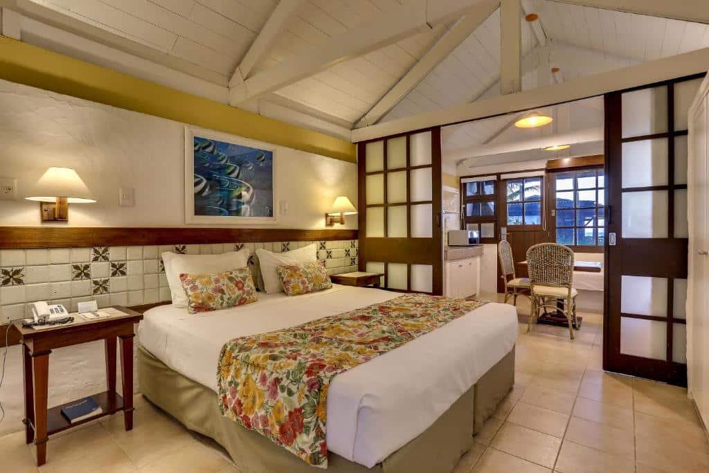 quarto do Costa Norte Ingleses Hotel