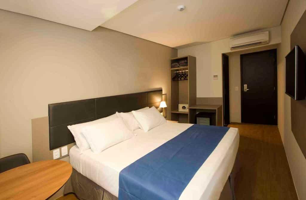 quarto do Fity Hotel