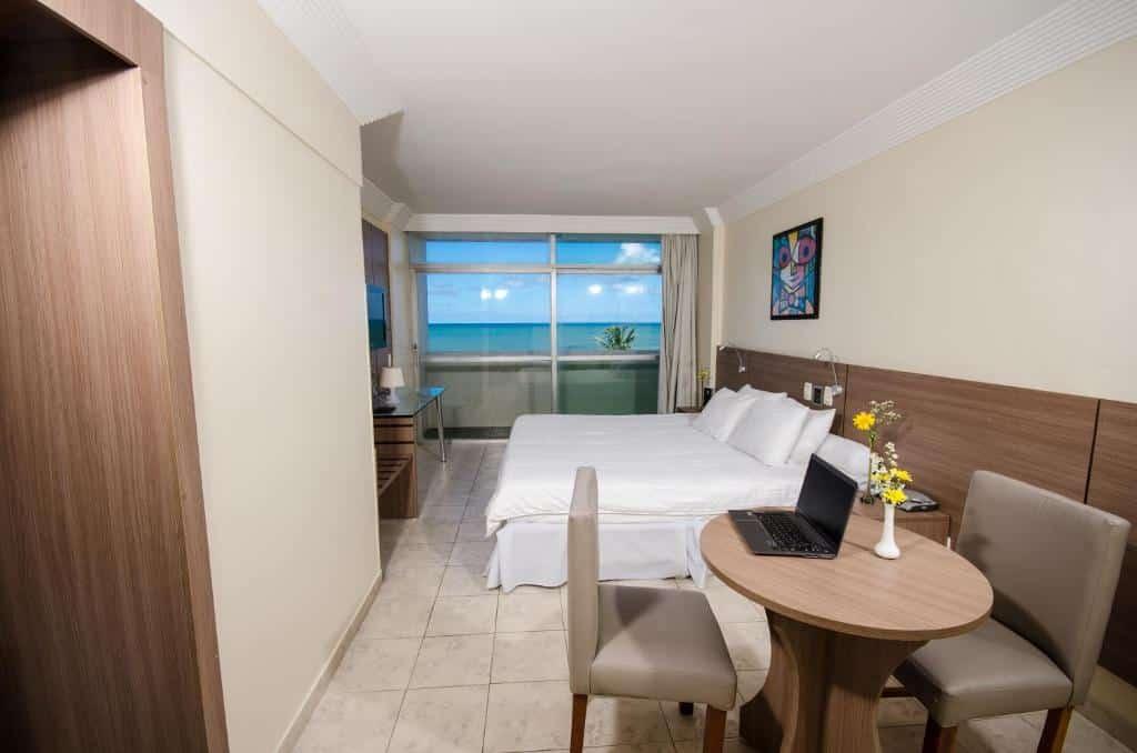 quarto do Hotel Jangadeiro