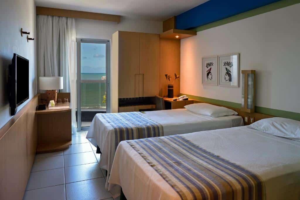 quarto do Verdegreen Hotel