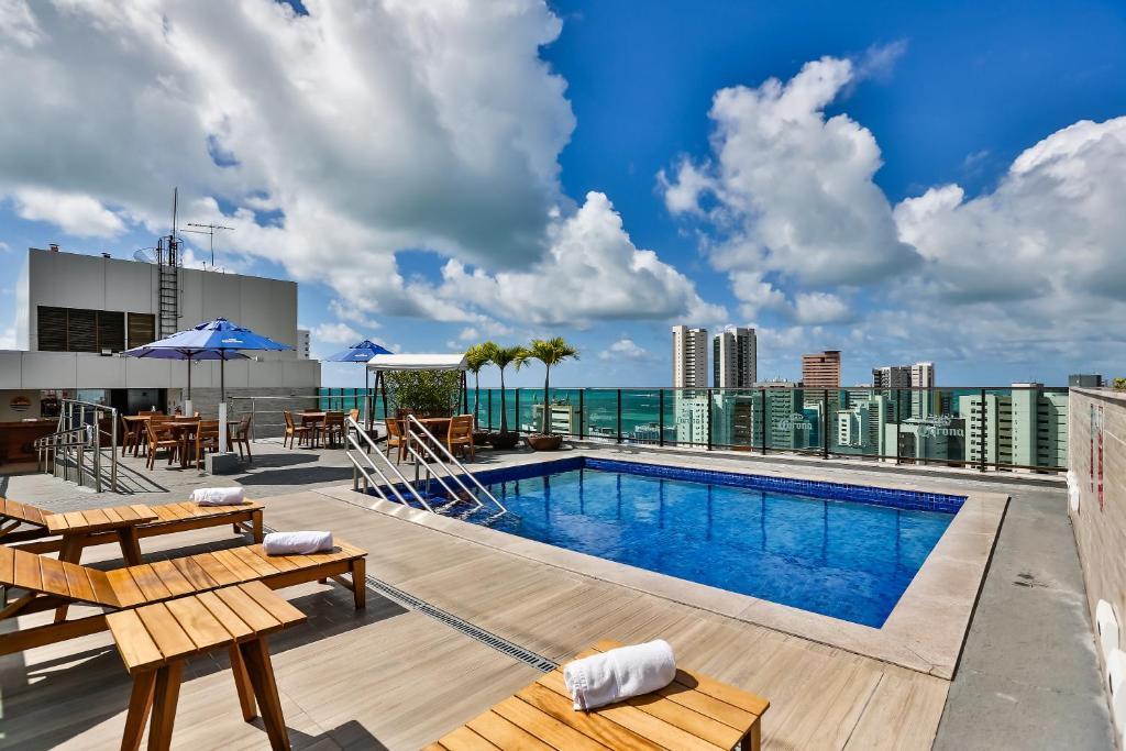 Ramada by Wyndham hotel em recife